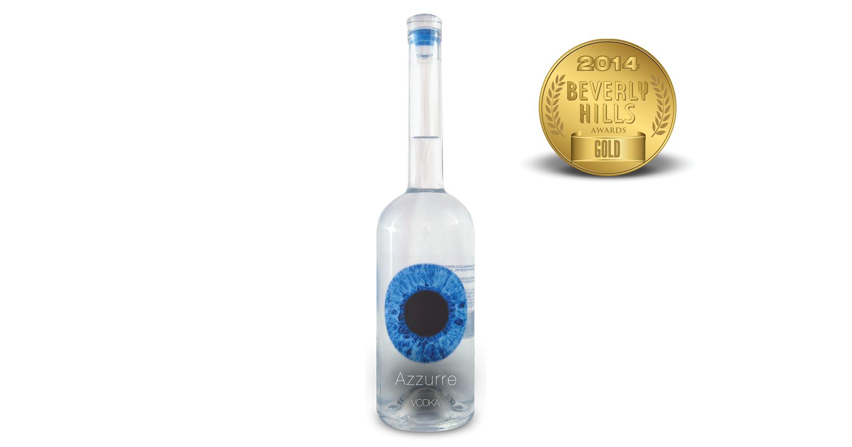 Azzurre Vodka