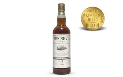Ben Nevis 15 Year Single Malt Scotch Whisky