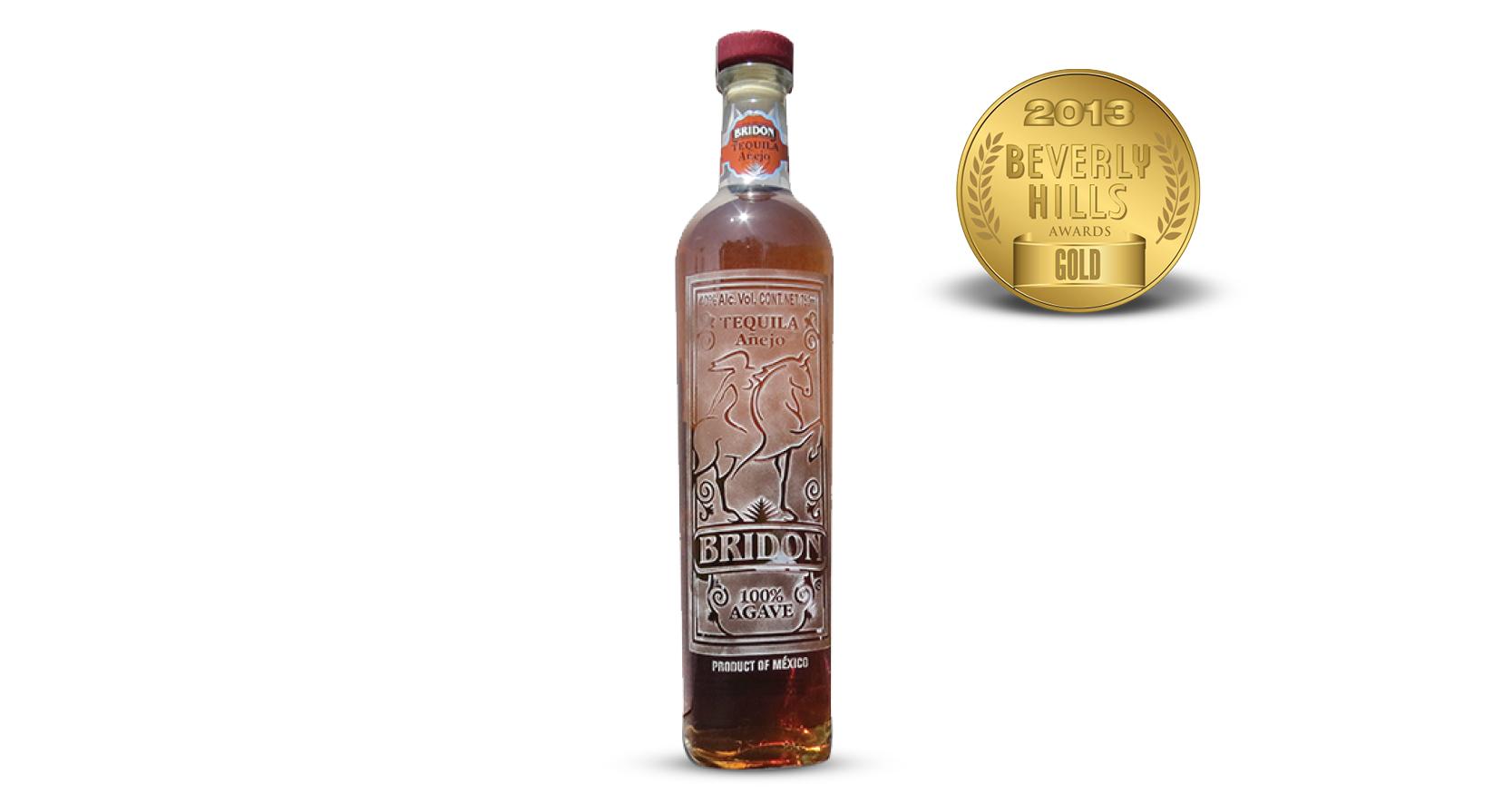 Bridon Añejo Tequila