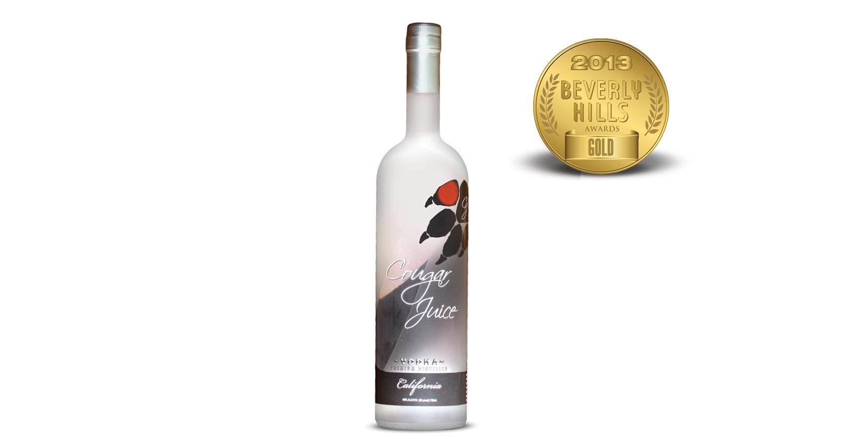 Cougar Juice Vodka