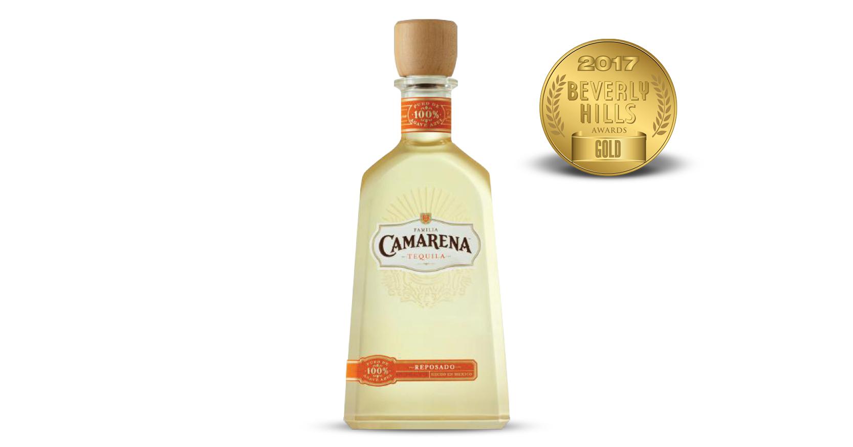 Famila Camarena Reposado Tequila
