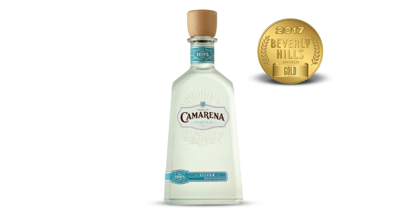 Famila Camarena Silver Tequila