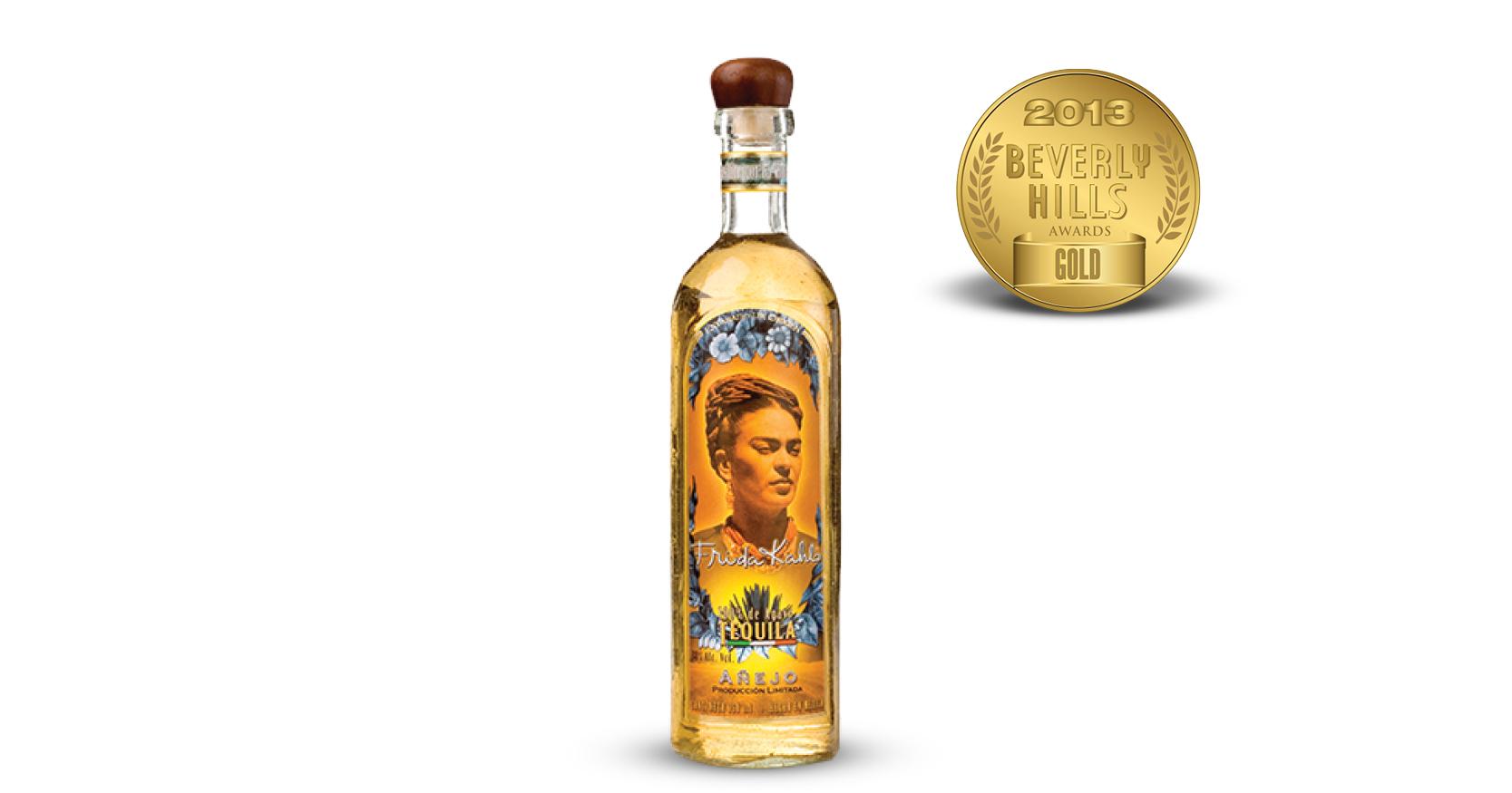 Frida Khalo Añejo Tequila
