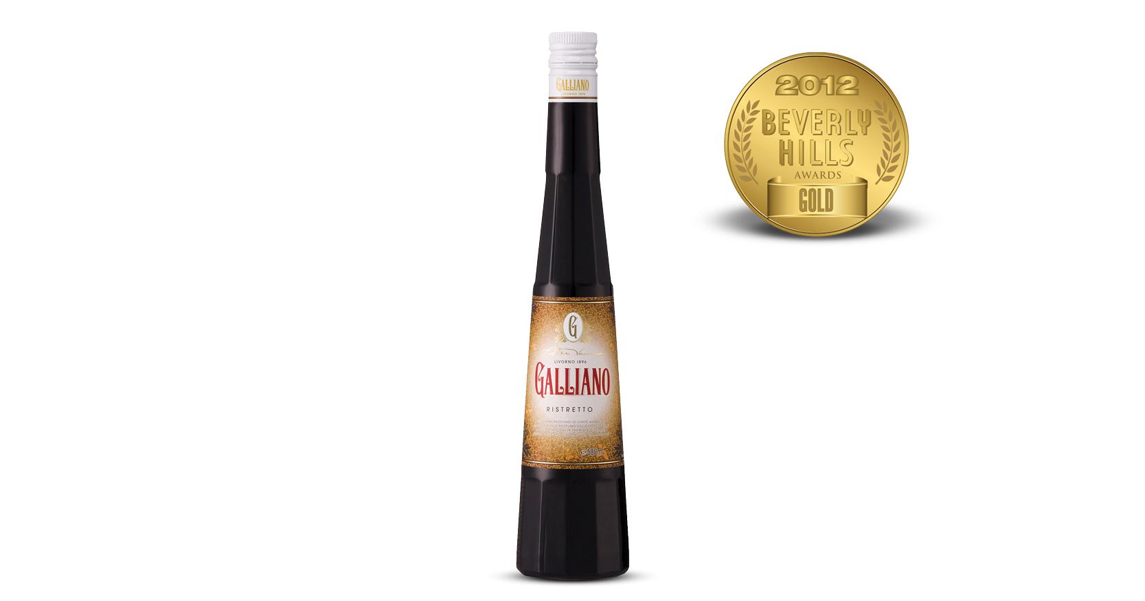 Galliano Ristretto Coffee Liqueur