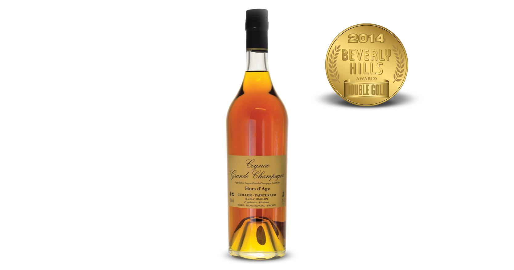 Guillon Painturaud Grand Champagne Cognac Hors d'Age