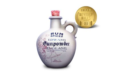 Gunpowder Spiced Rum