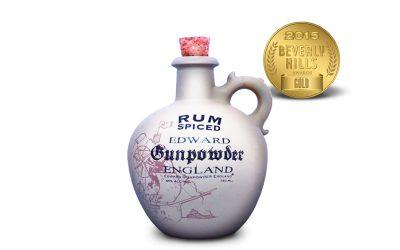 Gunpowder Spiced Rum