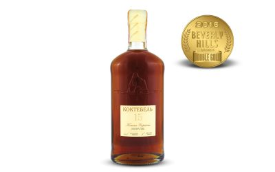 Koktebel Brandy 15 Years Old