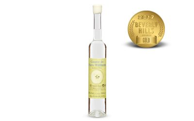 Laurent CAZOTTES Eau de Vie Poire Williams