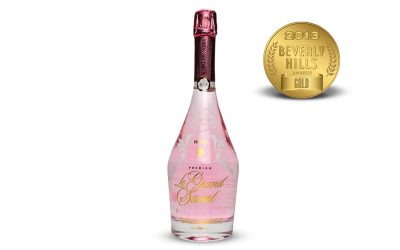Le Grand Saint Rose Sparkling Vodka