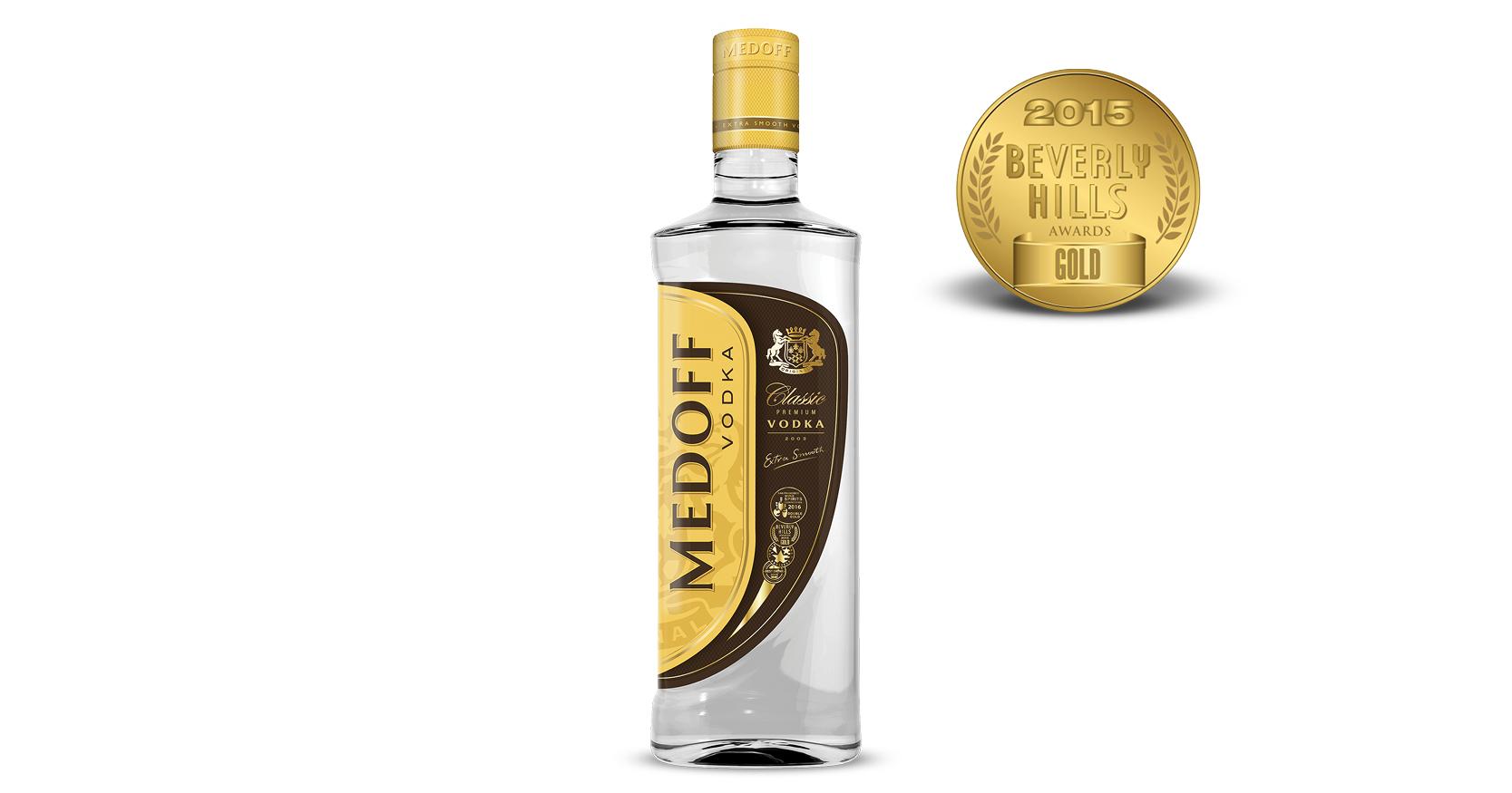 Medoff Classic Vodka