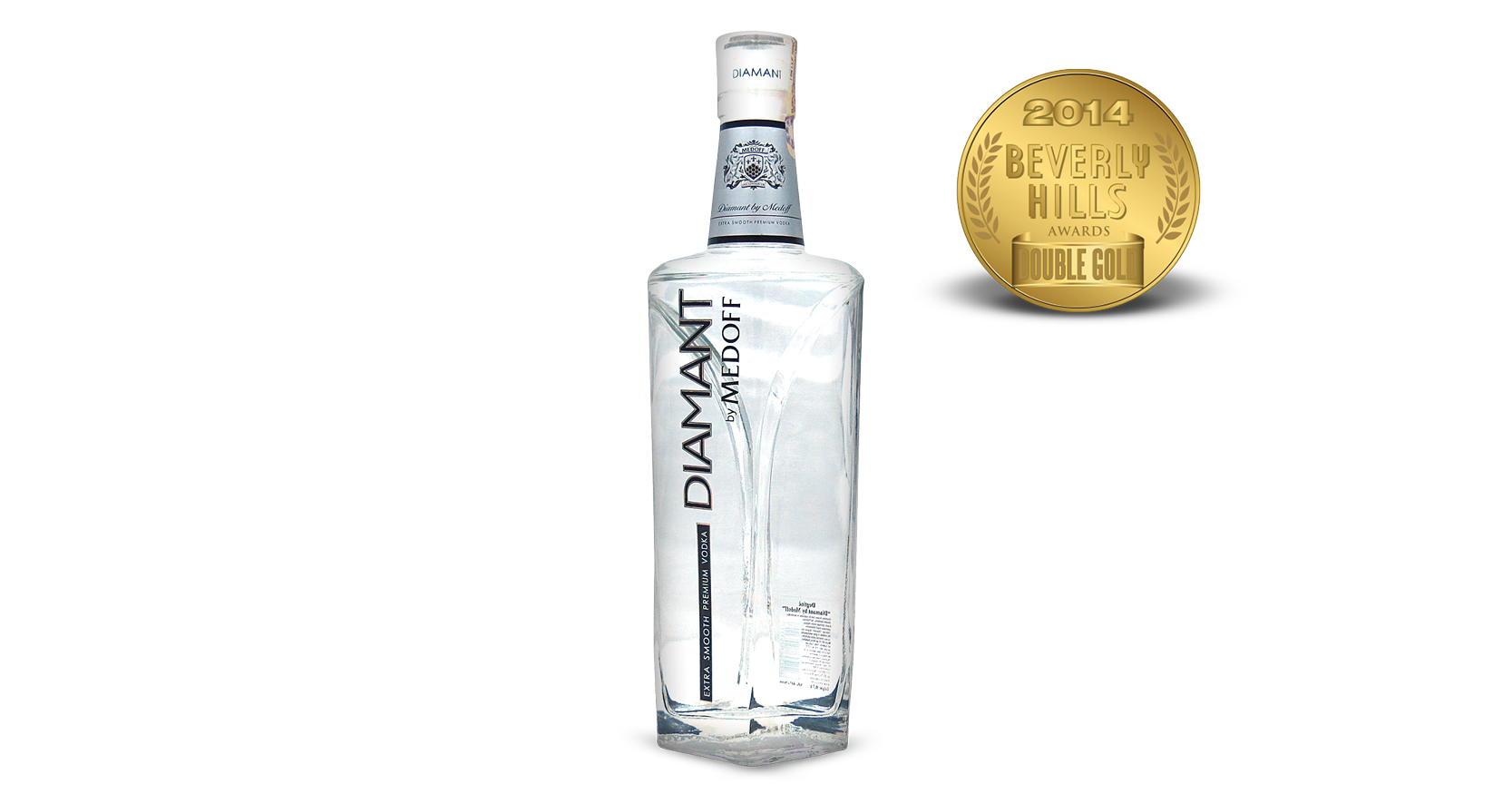 Medoff Diamant Vodka