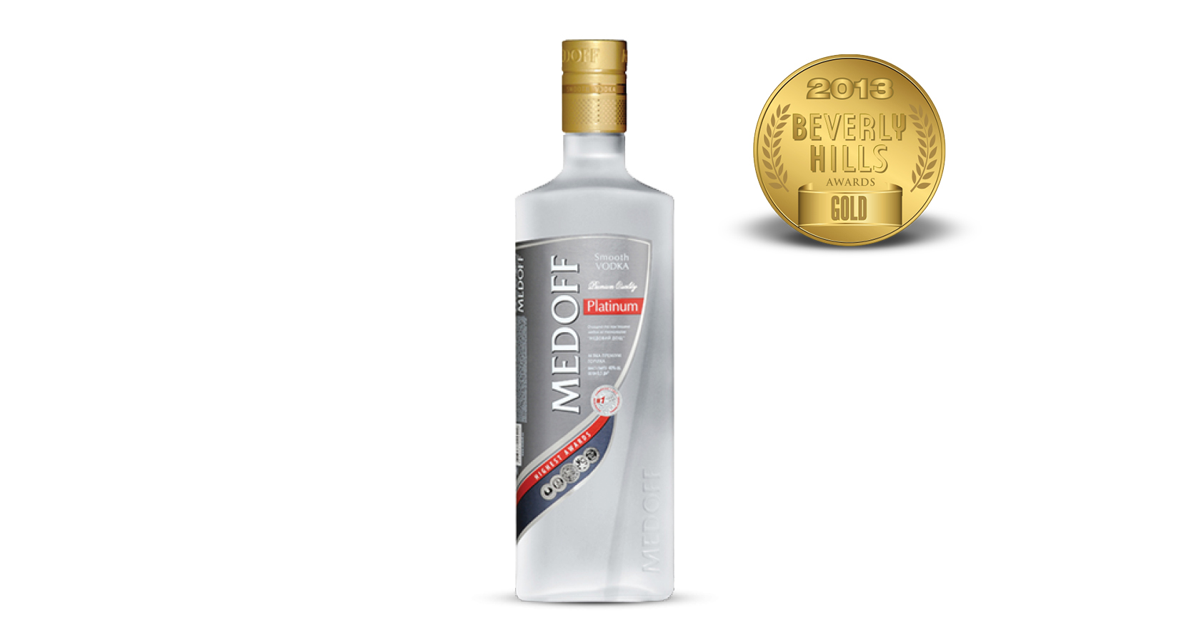 Medoff Platinum Vodka