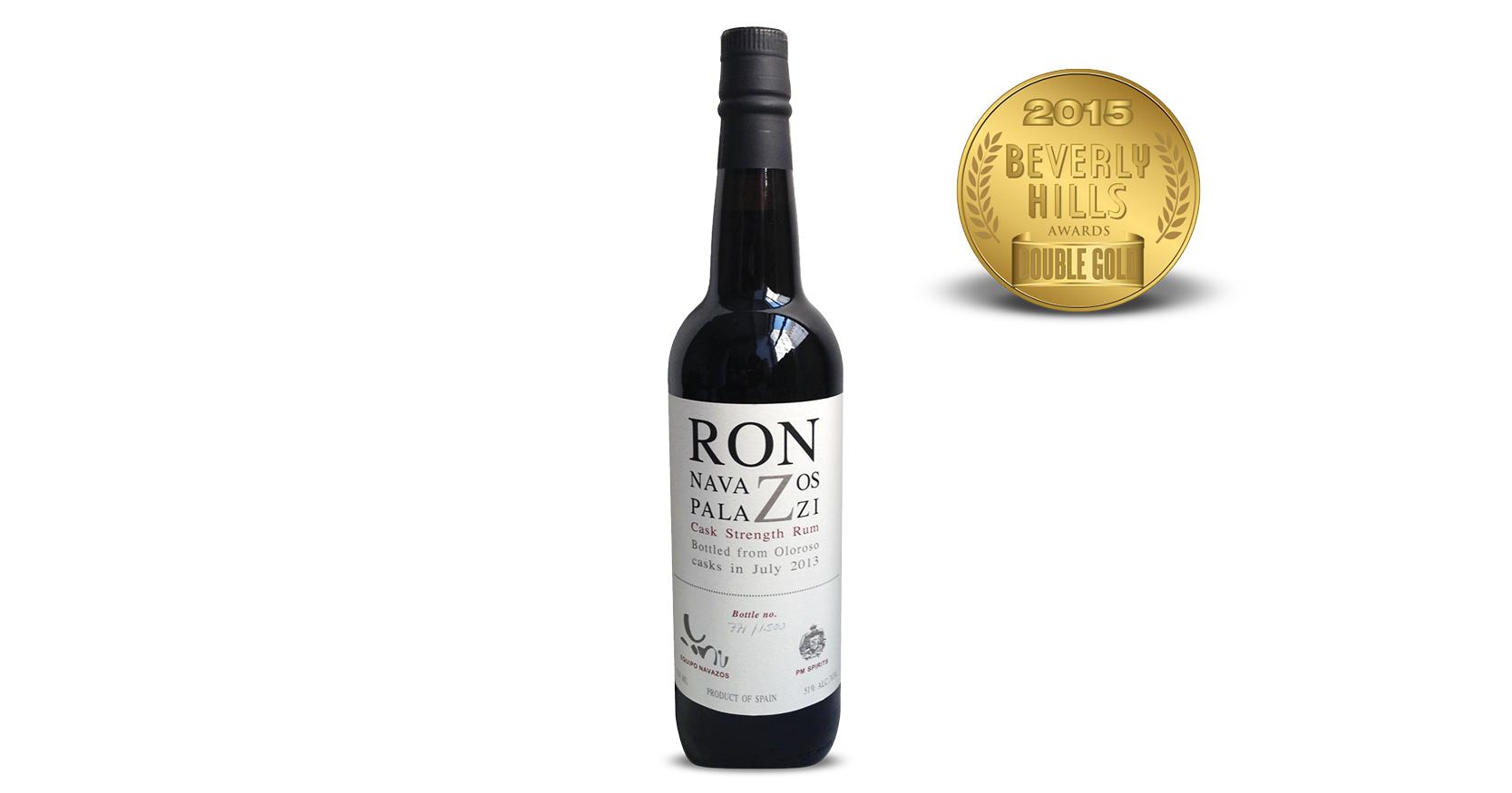 Navazos-Palazzi Ron Cask Strength Rum