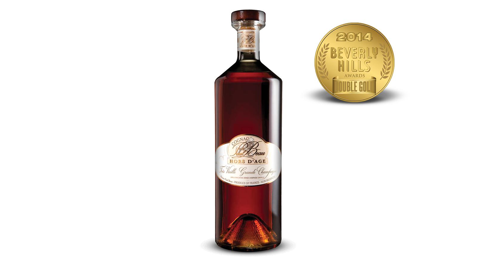 Paul Beau Grand Champagne Cognac Hors d'Age