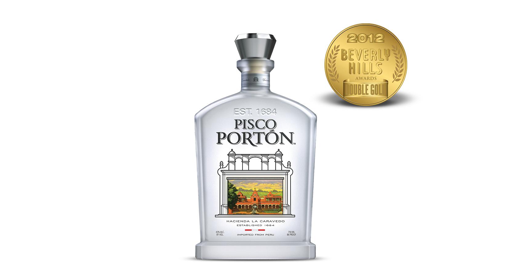 Pisco Portón