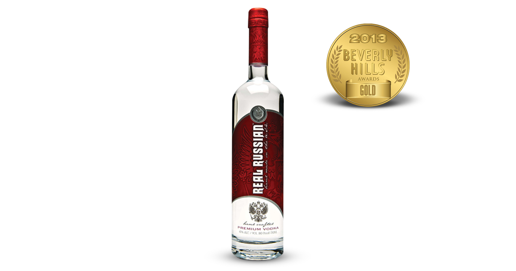 Real Russian Vodka