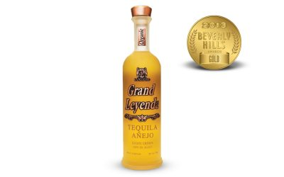 Santoyo Grand Leyenda Añejo Tequila