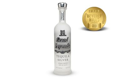 Santoyo Grand Leyenda Silver Tequila