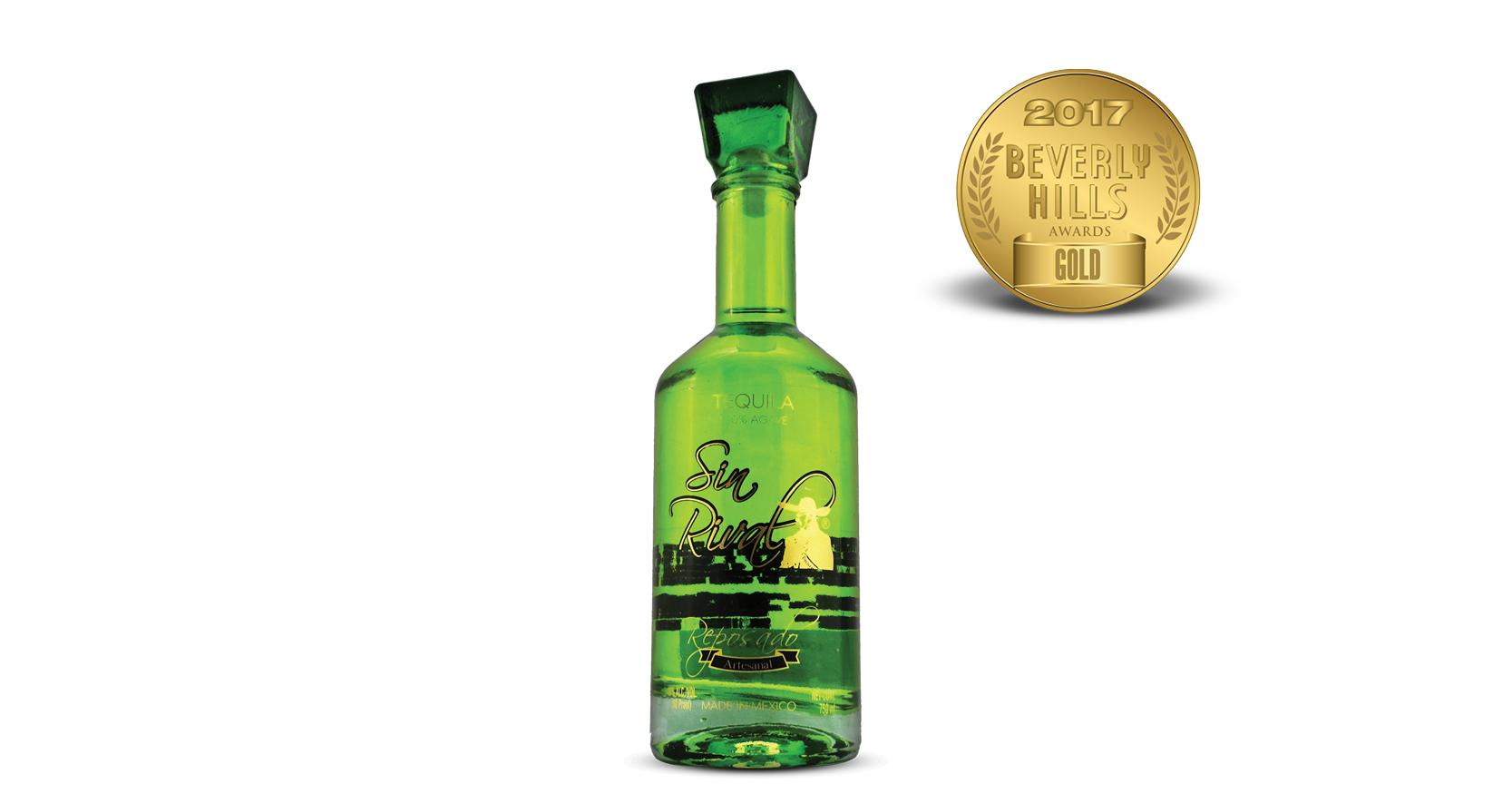 Sin Rival Reposado Tequila