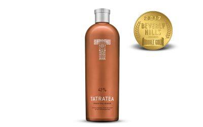 Tatratea 42% Peach Tea Liqueur