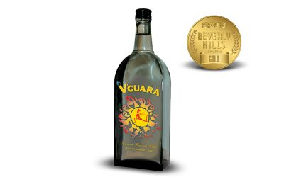 V'Guara Guarana Flavored Vodka