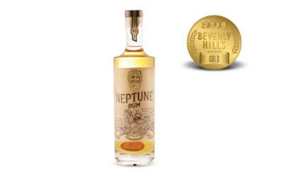 Neptune Rum Gold