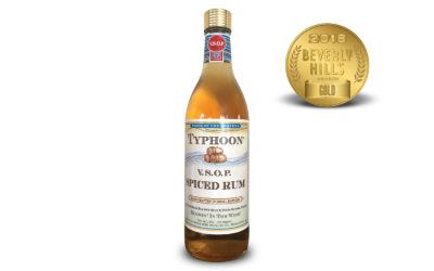 Typhoon VSOP Puerto Rican Rum
